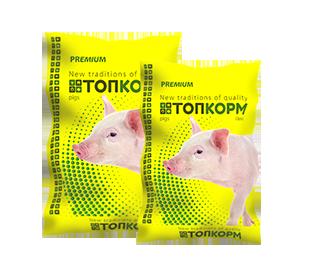 Комбикорм для супоросных свиноматок и ремонтного молодняка